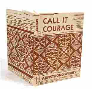 Call it Courage, Armstrong Sperry