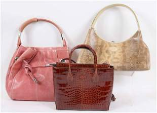 Three Tods Ladies Handbags