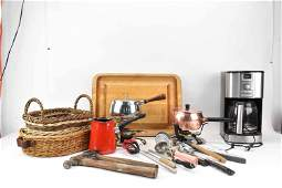 Group of Assorted Kitchen Articles
