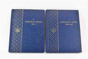 Lincoln Penny Set 1909-1975