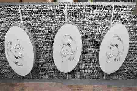 Meyer Vaisman The Uffizi Portrait 1986