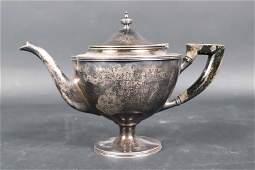 Tiffany Sterling New York Yacht Club 1911 Trophy