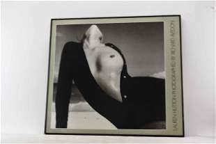 Lauren Hutton Photographed by Richard Avedon