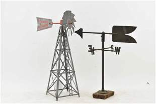 "Vintage Advertising Windmill 17"" Model"