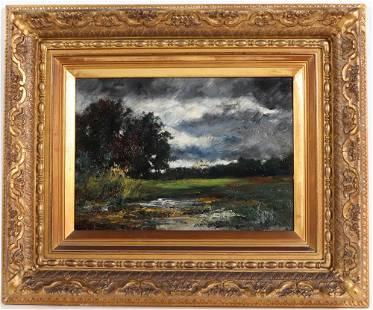 Johannes Warnardus Bilders, Riverscape