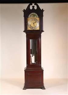 Georgian Style Musical Tall Case Clock