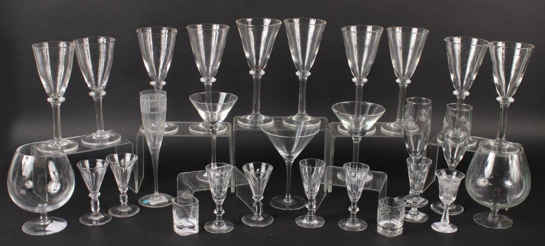 Steuben Glass Brandy Snifter