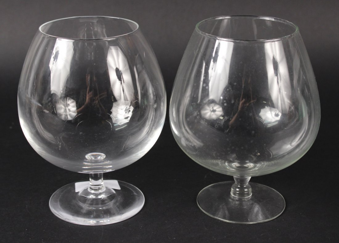 Steuben Glass Brandy Snifter - 8