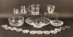 Steuben Glass Centerpiece Bowl