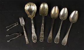 Tiffany  Co Sterling Silver Flatware