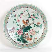Chinese Porcelain Charger Plate