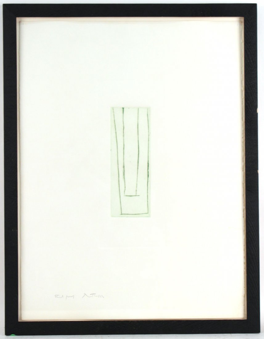 Etching, Pintura Series, Robert Motherwell