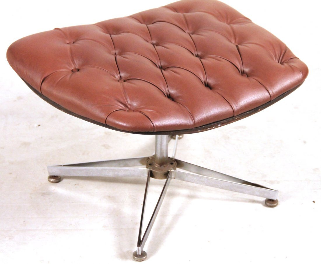Plycraft Eames Style Lounge Chair & Ottoman - 10