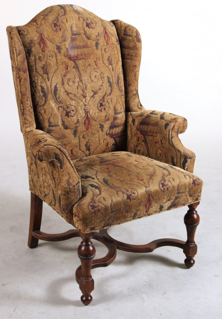 Southwood William and Mary Style Wing Chair