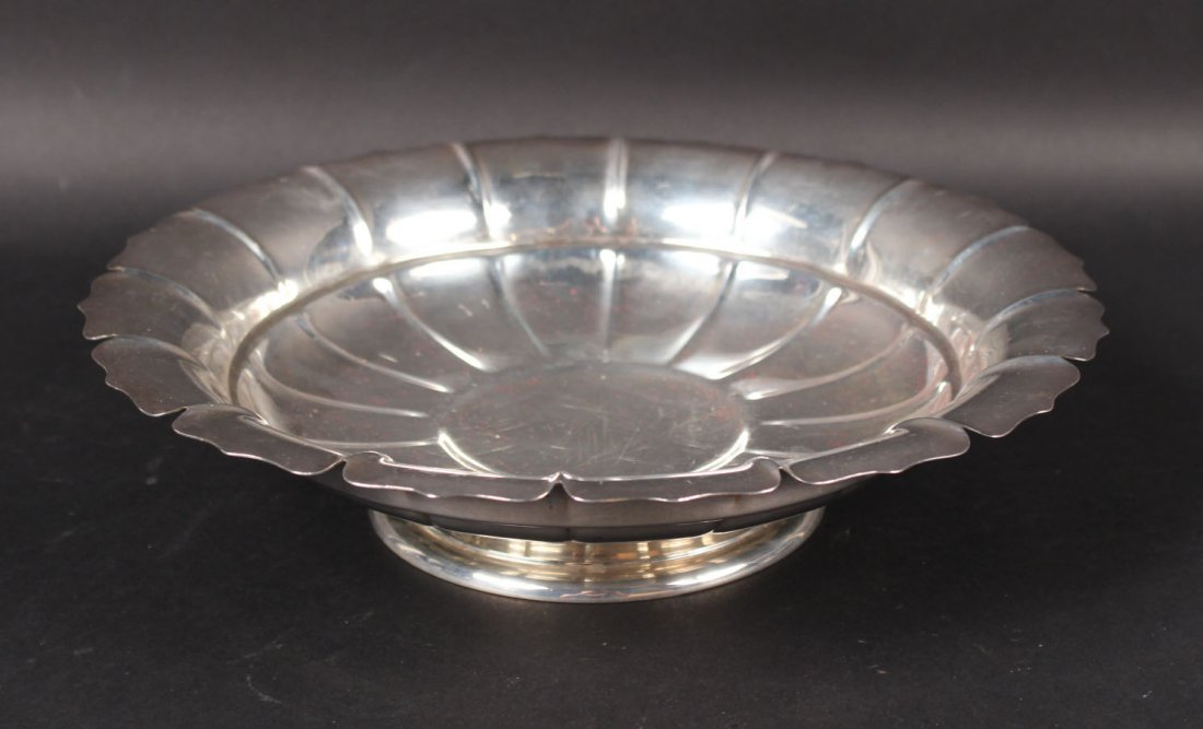 Reed & Barton Sterling Silver Centerpiece Bowl