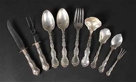 Group of Gorham Sterling Silver Flatware