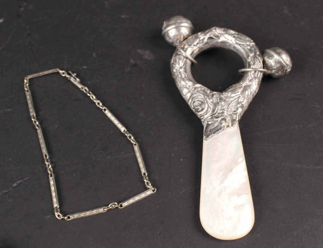 Group of Assorted Jewelry Items - 8