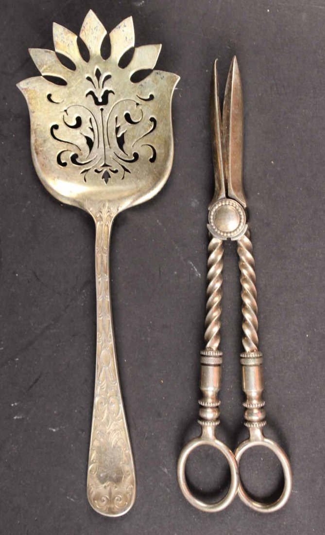 Group of Sterling Silver Flatware Items - 3