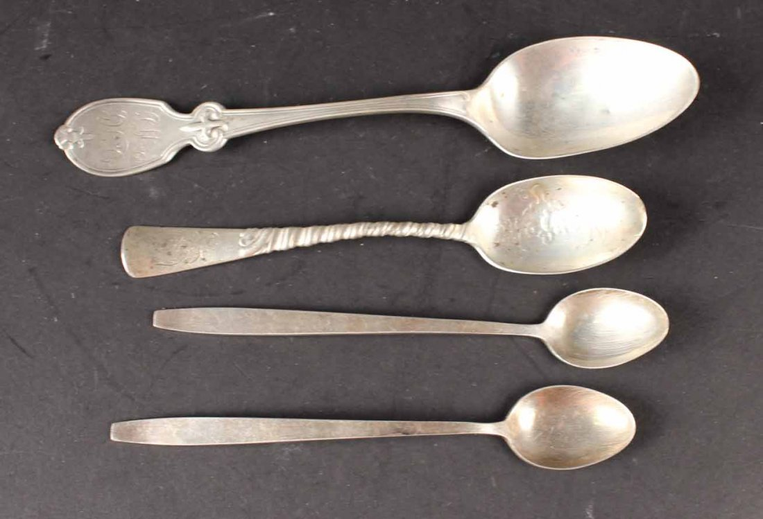 Group of Sterling Silver Flatware Items - 7