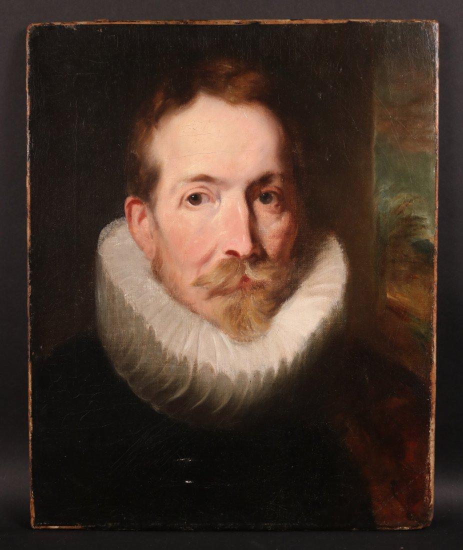 Oil on Canvas, Joannes Wove, After Van Dyke