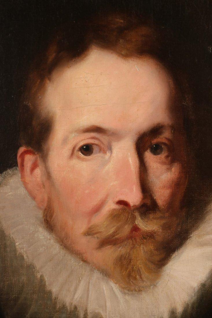 Oil on Canvas, Joannes Wove, After Van Dyke - 2