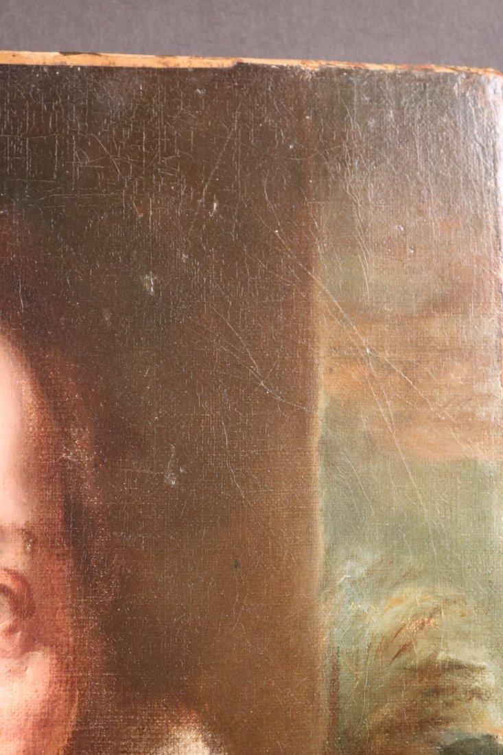 Oil on Canvas, Joannes Wove, After Van Dyke - 3