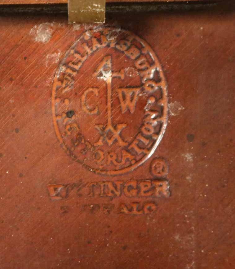Kittinger Colonial Williamsburg Tilt Top Table - 5