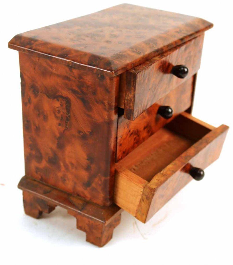 Four Diminutive Pieces of Furniture - 4