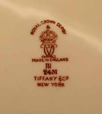 Assembled Group of Royal Crown Derby Porcelain - 3