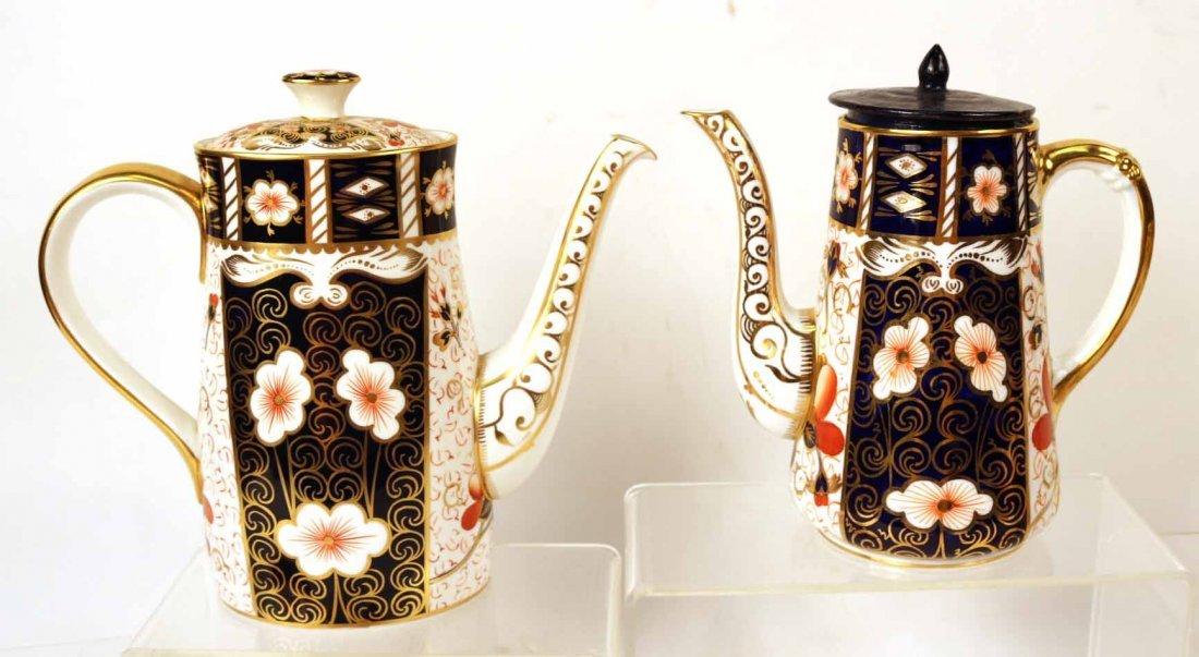 Assembled Group of Royal Crown Derby Porcelain - 5