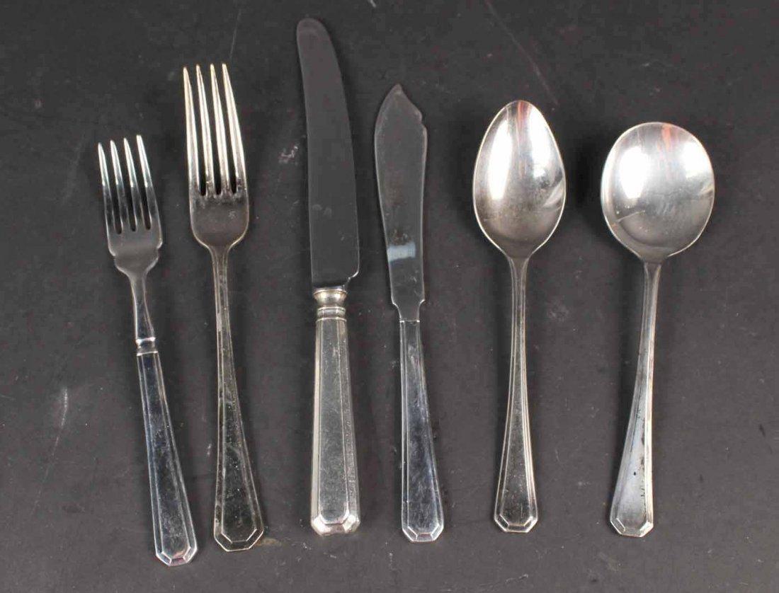 """LA REGENCE Design SHEFFIELD Silver Service Cutlery Teaspoon 5/"""""""