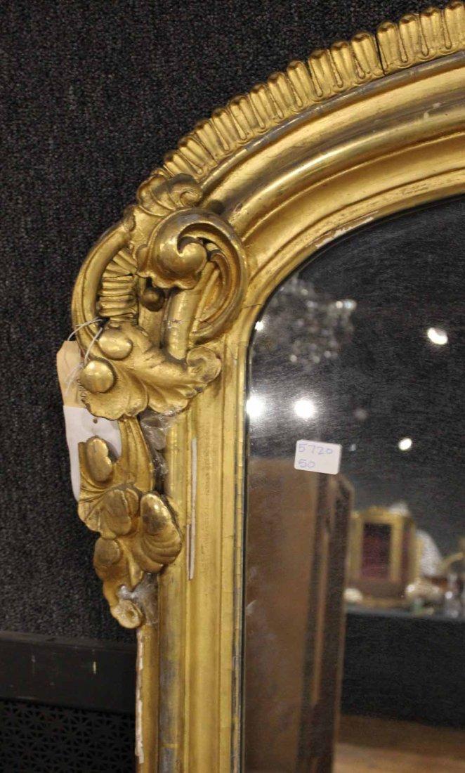 Regency Giltwood Mirror of Impressive Size - 2
