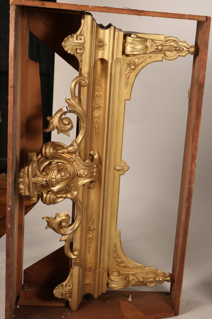 Pair of Giltwood &Plaster Architectural Elements - 2