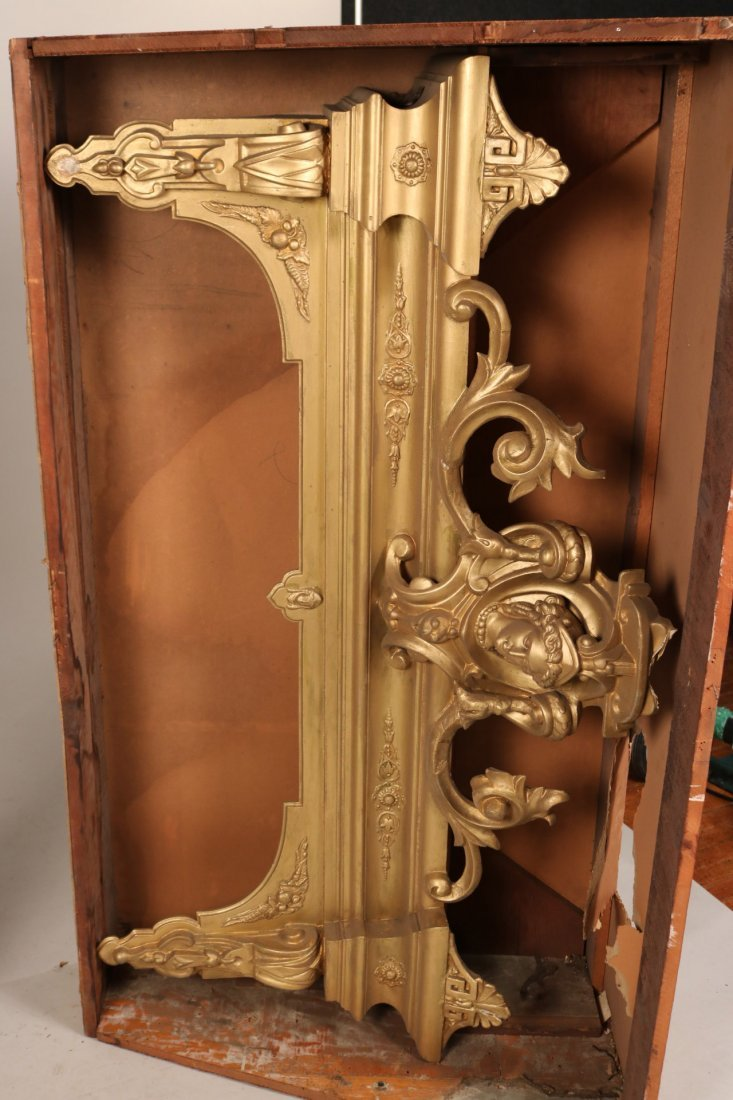 Pair of Giltwood &Plaster Architectural Elements - 5