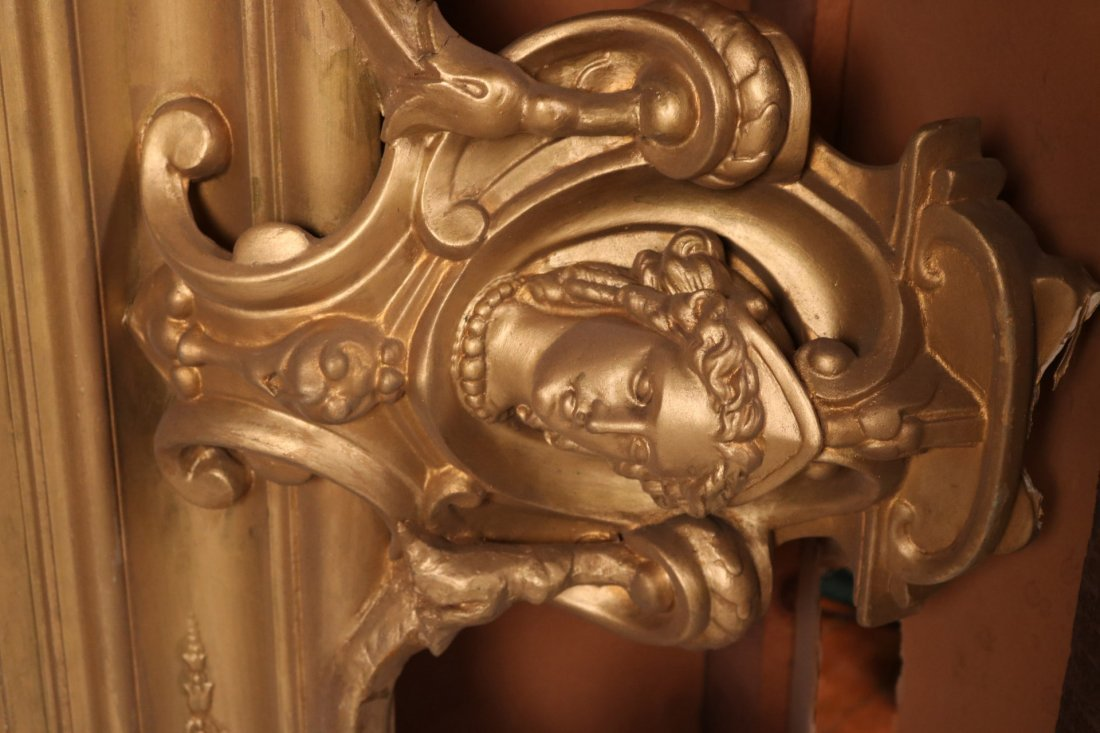 Pair of Giltwood &Plaster Architectural Elements - 6