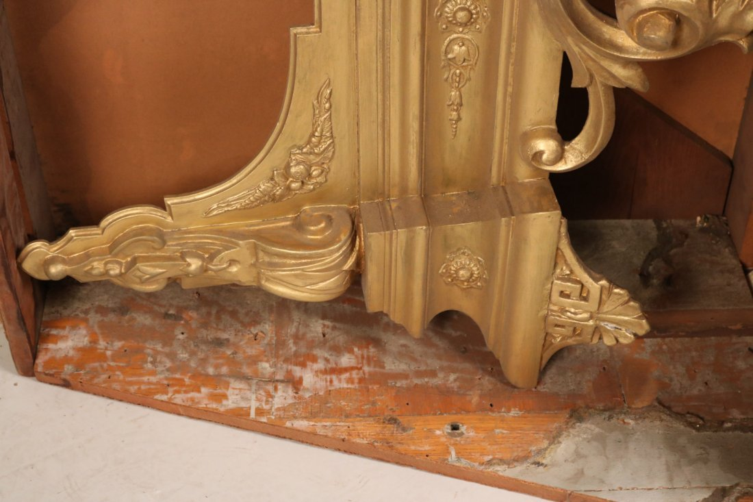 Pair of Giltwood &Plaster Architectural Elements - 8