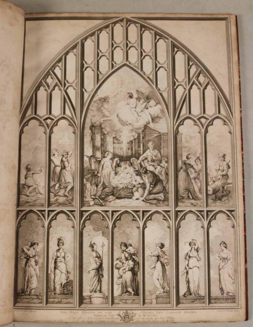 Gothic Revival Oak Framed Print - 3