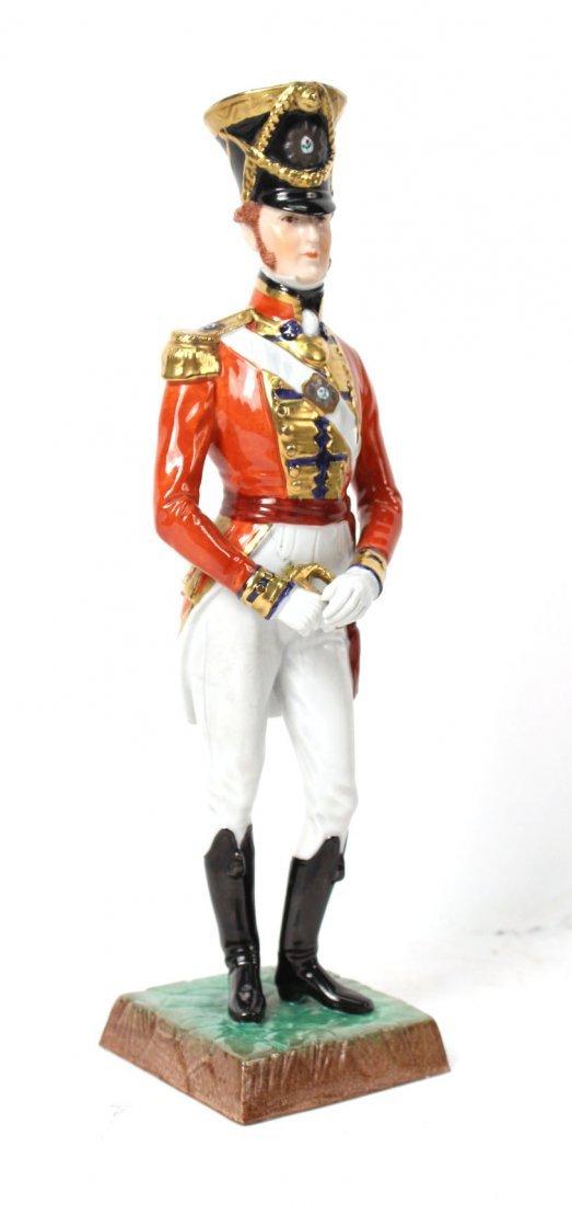 """Royal Doulton Porcelain Figure """"Uncle Ned"""" - 4"""