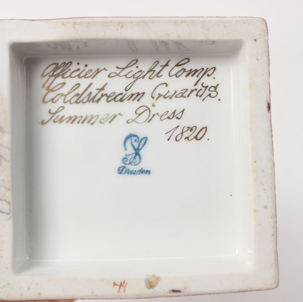 """Royal Doulton Porcelain Figure """"Uncle Ned"""" - 5"""