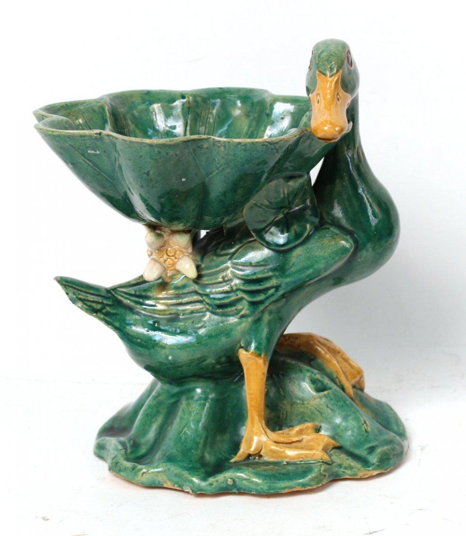 """Royal Doulton Porcelain Figure """"Uncle Ned"""" - 7"""