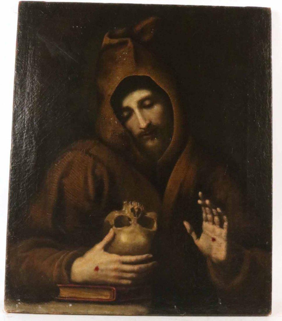 Oil on Canvas, Francisco de Zurbaran