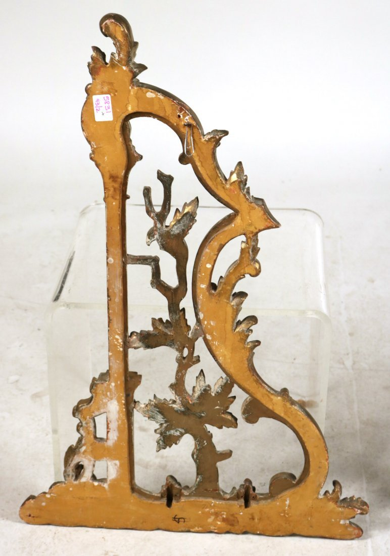Pair of Giltwood Architectural Elements - 7