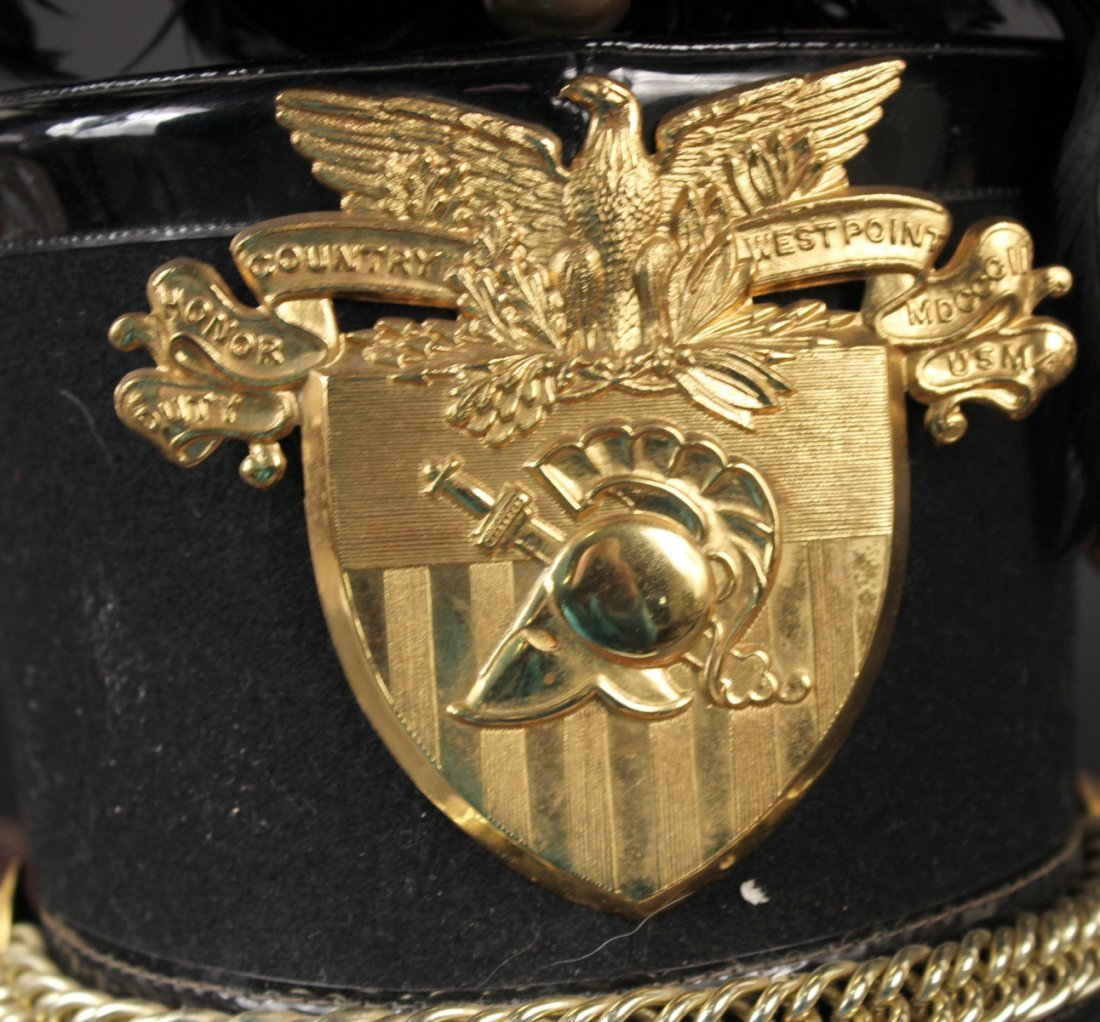 West Point USMA Military Academy Hat Badge - 2