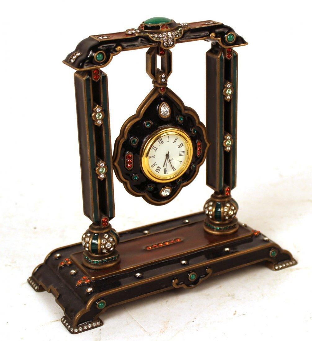 Jay Stongwater Clock