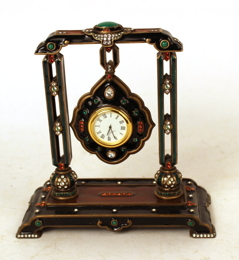 Jay Stongwater Clock - 2