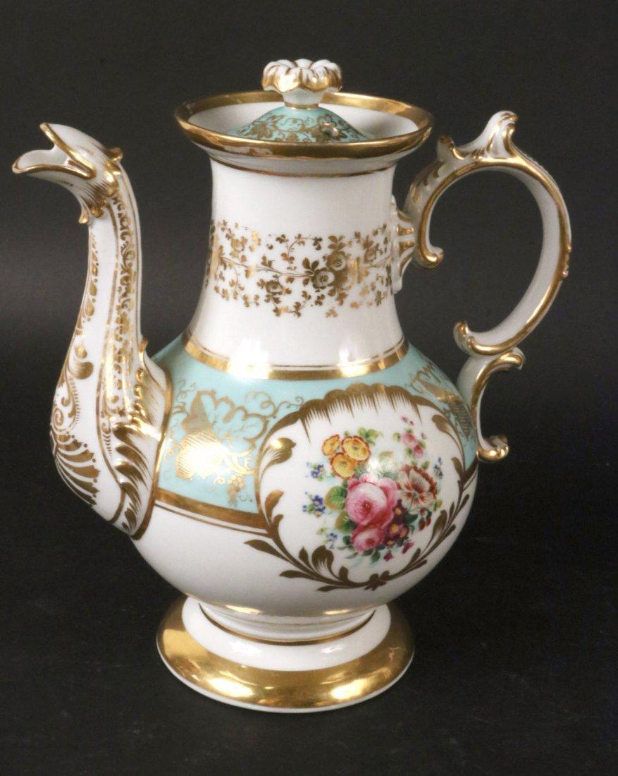 Jacob Petit Porcelain Tea Service - 8