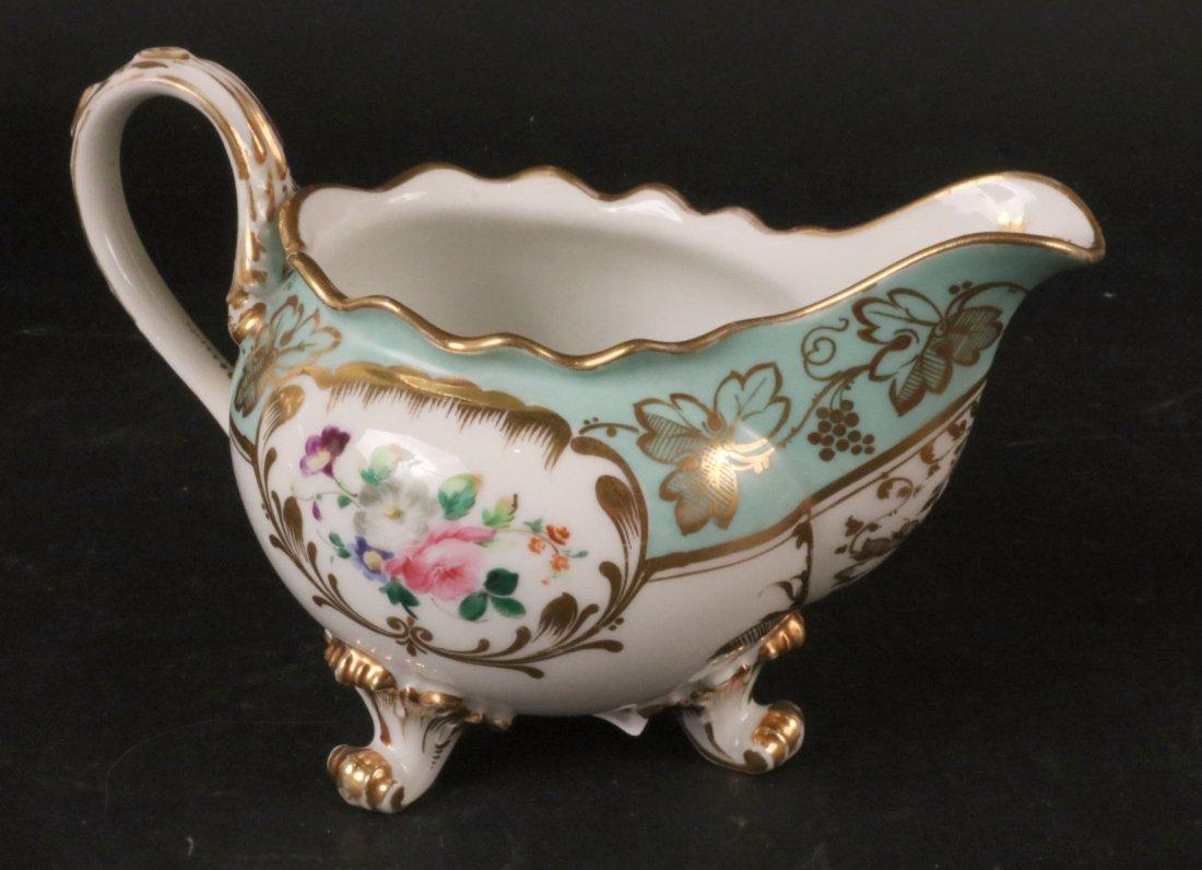 Jacob Petit Porcelain Tea Service - 9