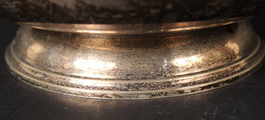 S Kirk Sterling Silver Footed Bowl - 3