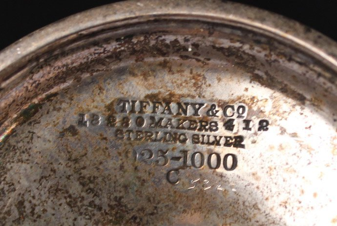 Tiffany Sterling Silver 1908 Trophy - 5