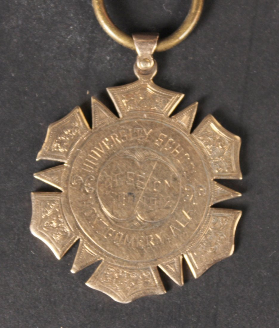 18K White Gold and Diamond Dupont Pin - 3